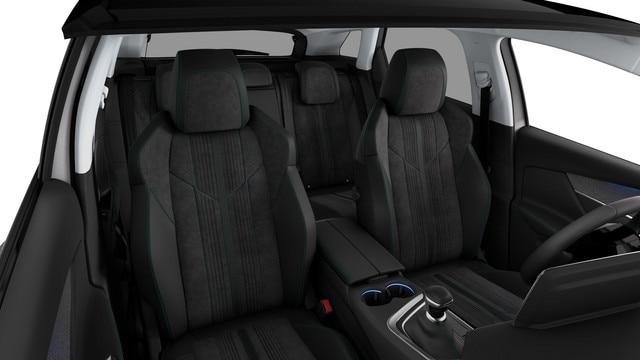 SUV PEUGEOT 3008 - Tapicería de la serie especial Crossway