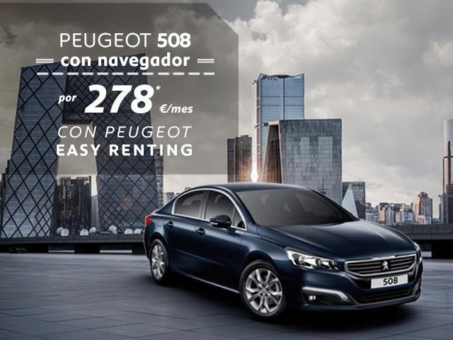 Peugeot 508 oferta