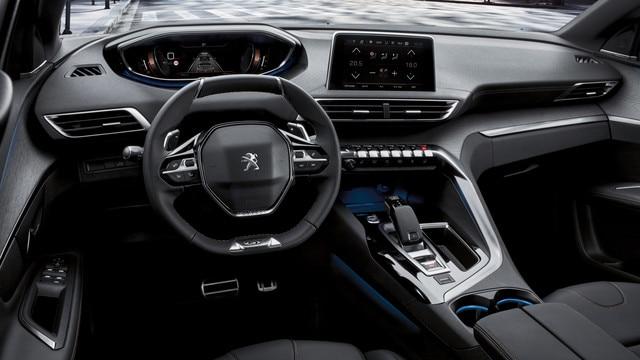 Peugeot i-Cockpit® - Nuevo SUV PEUGEOT 5008 GT