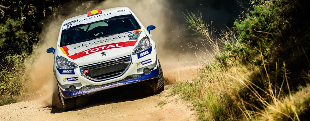 Noticia rally lozere