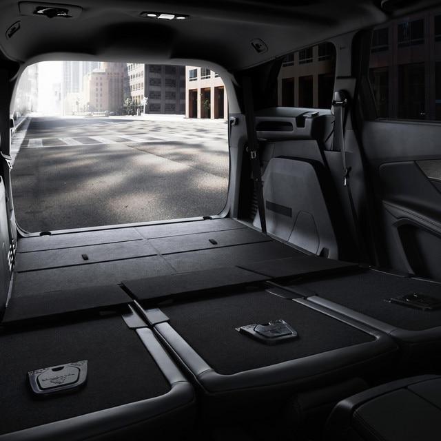 Maletero de gran volumen - Nuevo SUV PEUGEOT 5008 GT