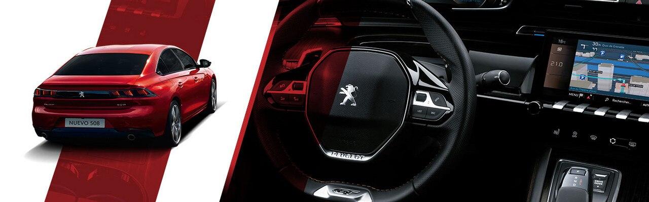 Nuevo Peugeot 508 tecnología innovadora