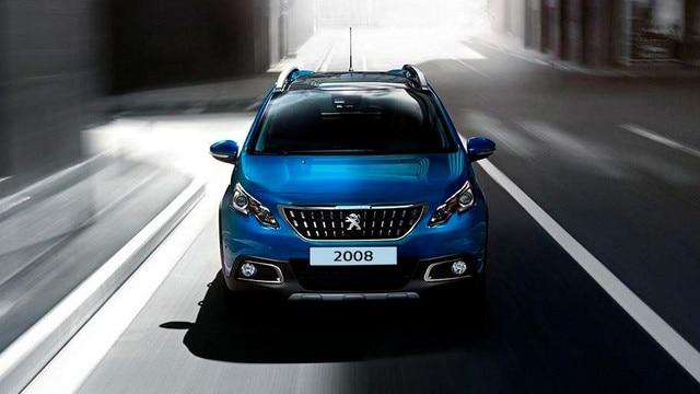 SUV Peugeot 2008 - Motorizaciones, rendimiento y eficiencia