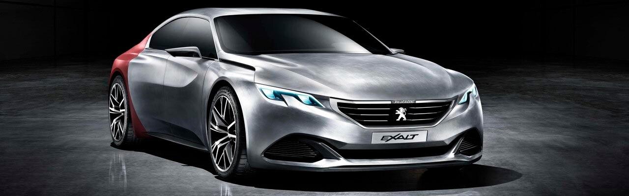 Exalt Concept Car Interior
