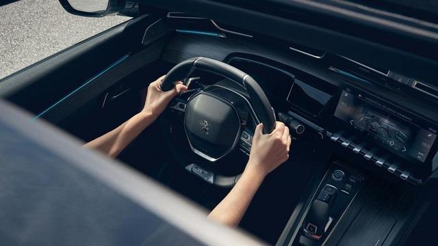 Ayudas a la conducción Nuevo Peugeot 508