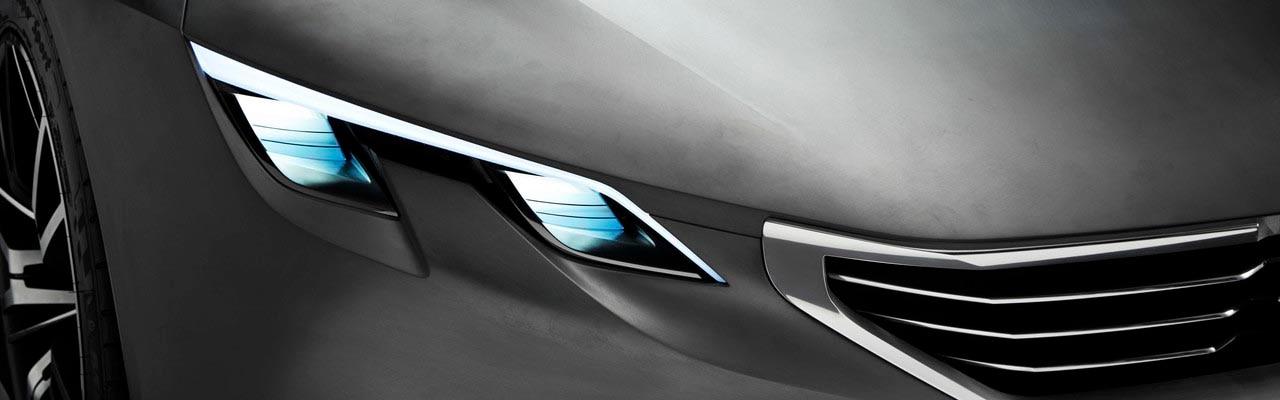 Exalt Concept Car Tecnología