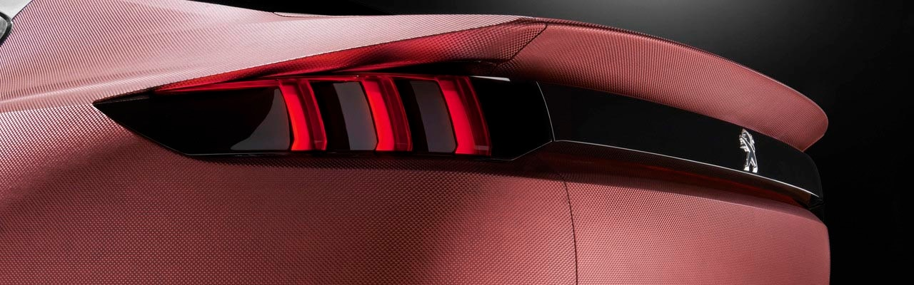 Exalt Concept Car Shark Skin