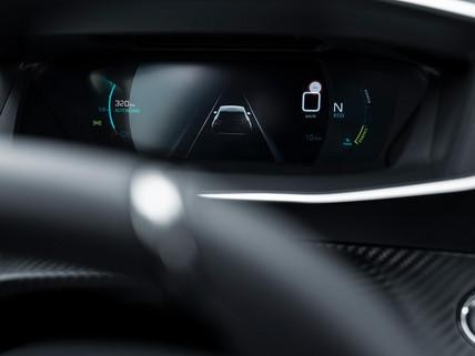 Suv Peugeot 2008: Cuadro de mandos digital 3D configurable