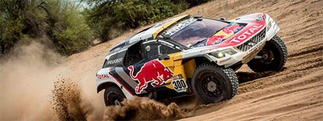 Triplete Dakar