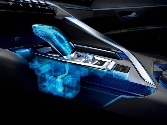 Caja automática de cambios EAT8 SUV Peugeot 3008
