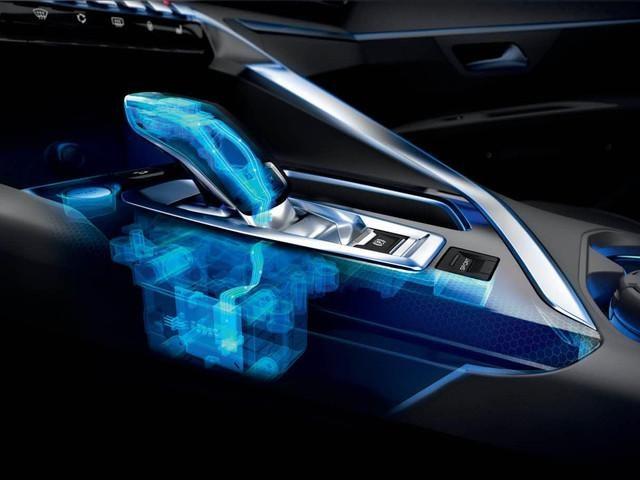 Caja automática de cambios EAT8 Nuevo SUV Peugeot 3008