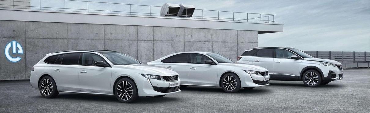 Coches híbridos enchufables Peugeot: descubre nuestra gama