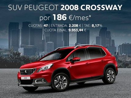 estrena el suv peugeot 2008 consulta tu cuota. Black Bedroom Furniture Sets. Home Design Ideas