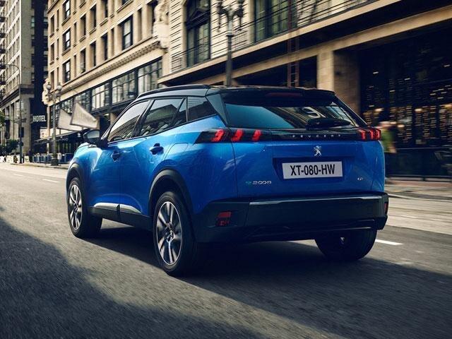 Descubre el nuevo Peugeot e-2008, el SUV eléctrico y compacto