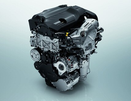 Nuevo PEUGEOT 508SW HYBRID - motor híbrido enchufable