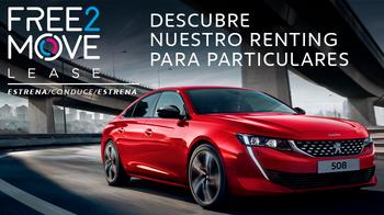 Peugeot F2M Lease para particulares
