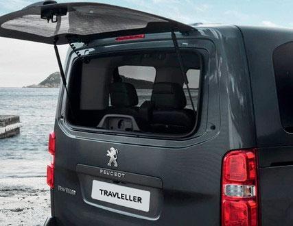 Peugeot-traveller-diseño exterior