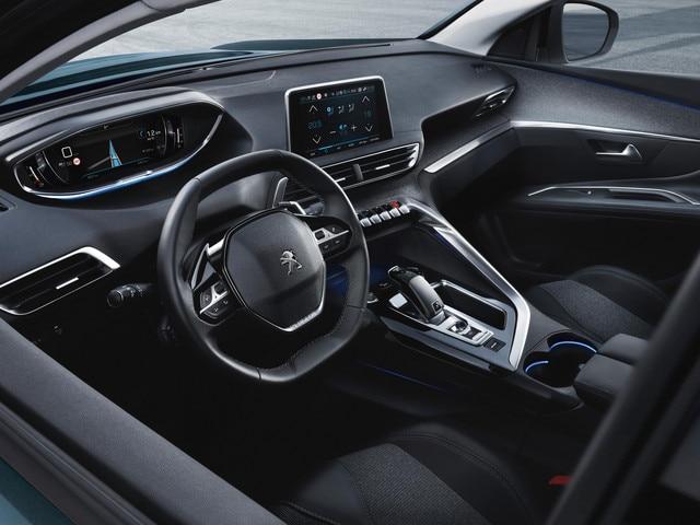 Nuevo SUV PEUGEOT 5008: Nuevo Peugeot i-Cockpit®