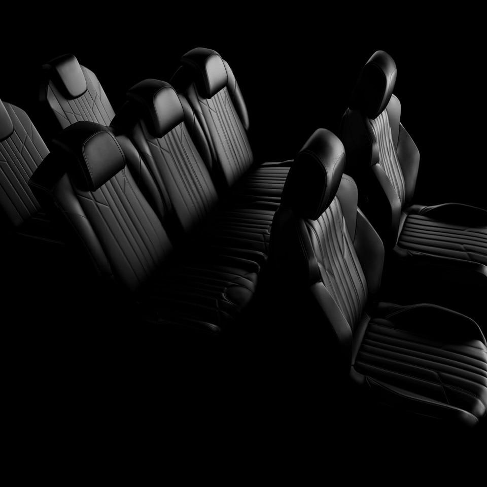 Nuevo SUV PEUGEOT 5008: Asientos modulables
