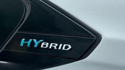 Nuevo PEUGEOT 508SW HYBRID - insignia de modo híbrido