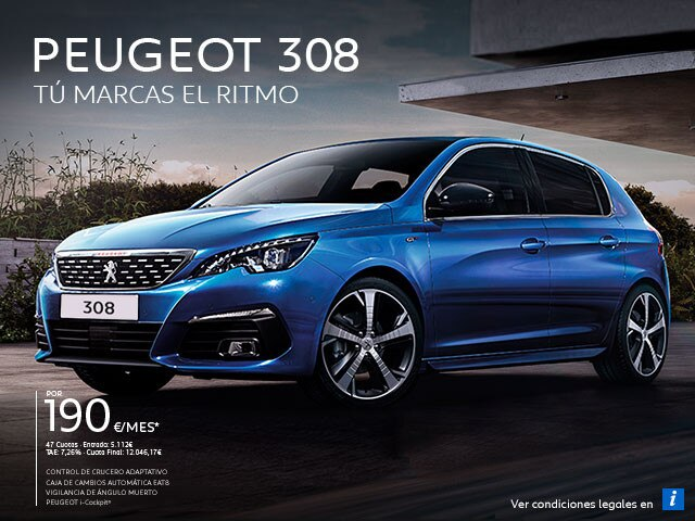 Peugeot 308 Cuotas Abril Home Móvil