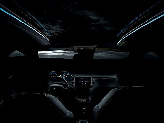 Habitáculo y tecnología del SUV Peugeot 2008