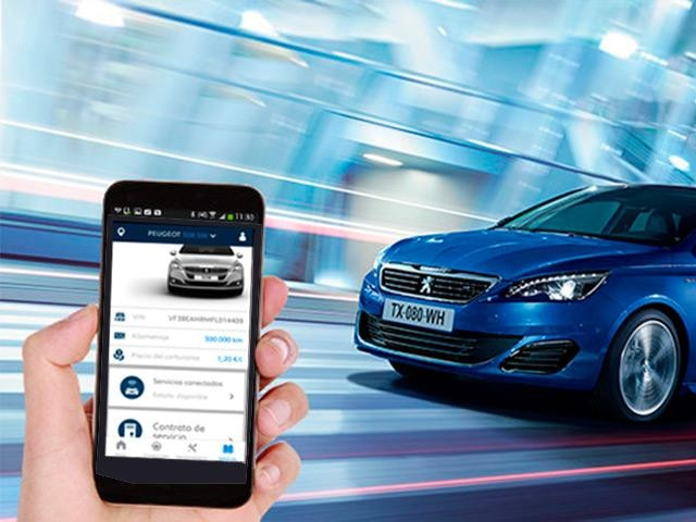 peugeot app