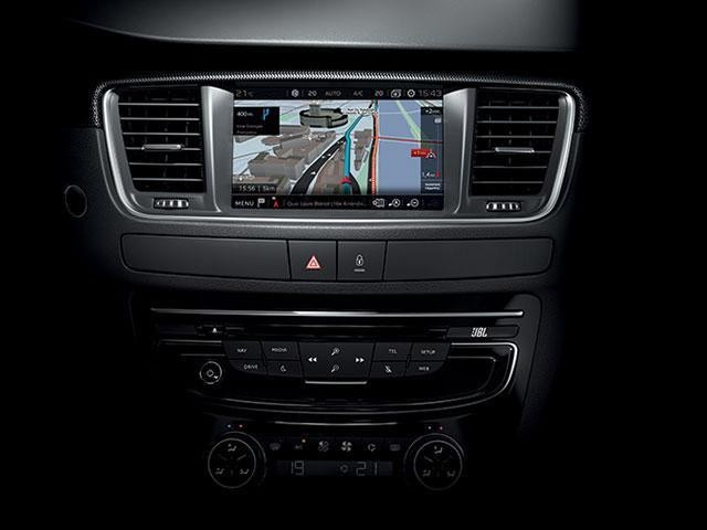 Peugeot 508 SW Connect Nav