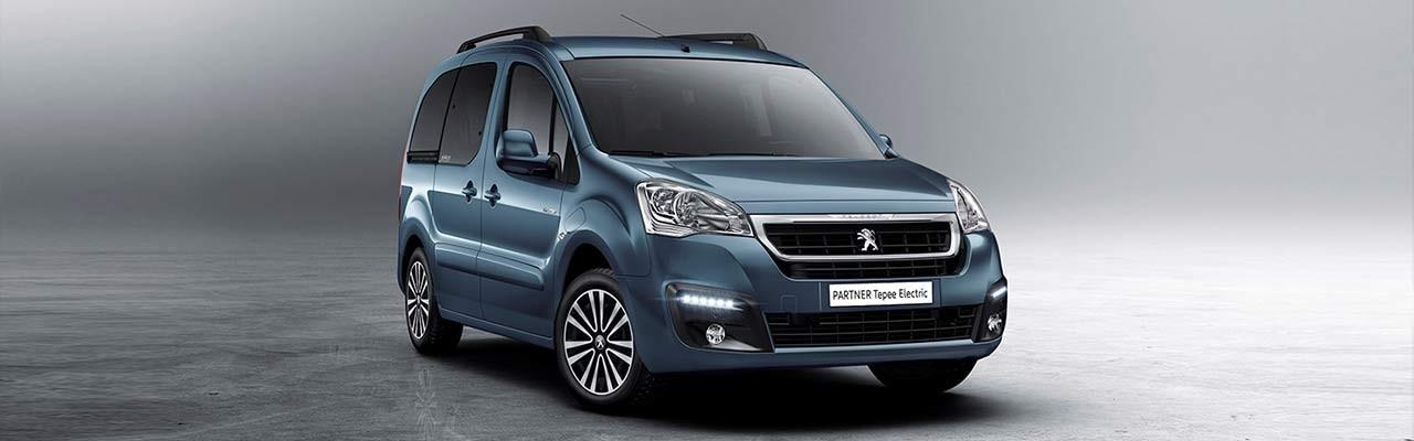Nuevo Peugeot Partner Tepee Electric