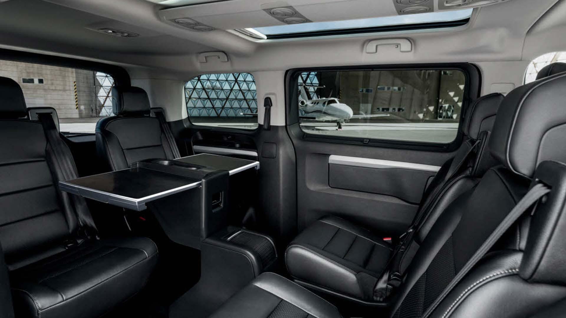 Peugeot >> Nuevo Peugeot Traveller Business: vehículo comercial