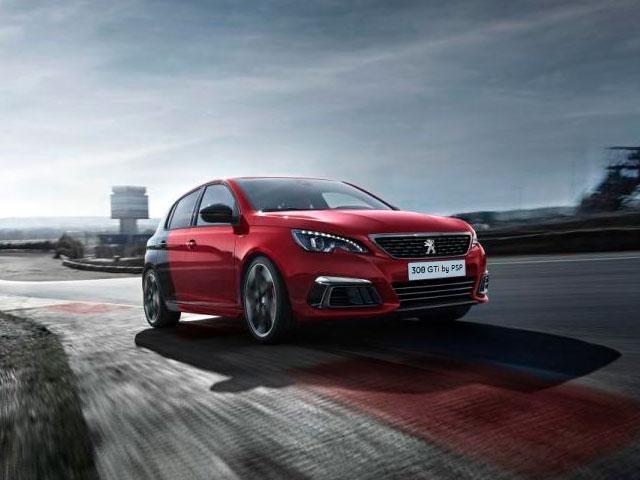 Tecnología rendimiento Peugeot Sport GTi
