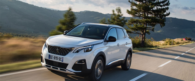 SUV Peugeot 3008 Premio Coty