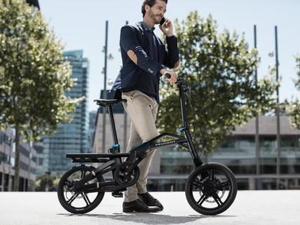 Nuevo SUV PEUGEOT 5008: e-Bike
