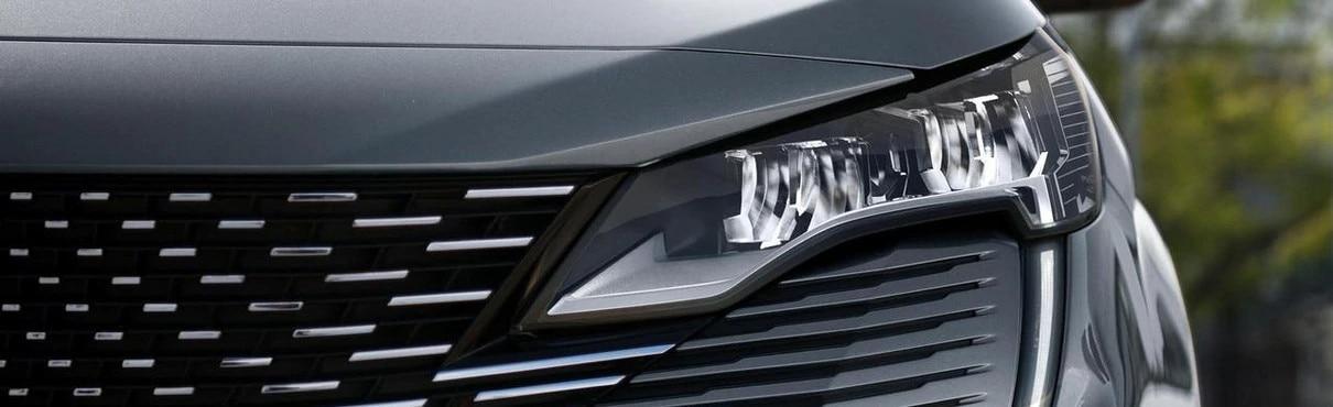 Gama SUV Peugeot