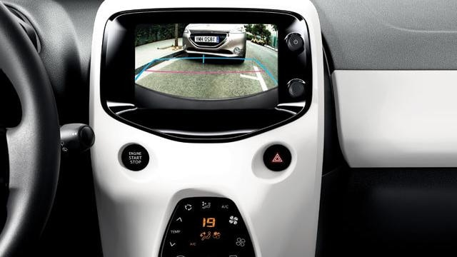 Peugeot 108 Tecnología