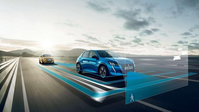 NUEVO PEUGEOT 208 – Sistemas de asistencia a la conducción y de maniobra