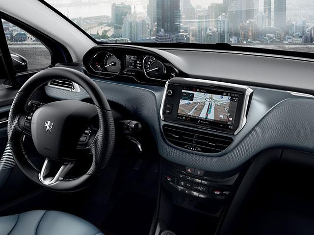 Peugeot 208 Connect Nav