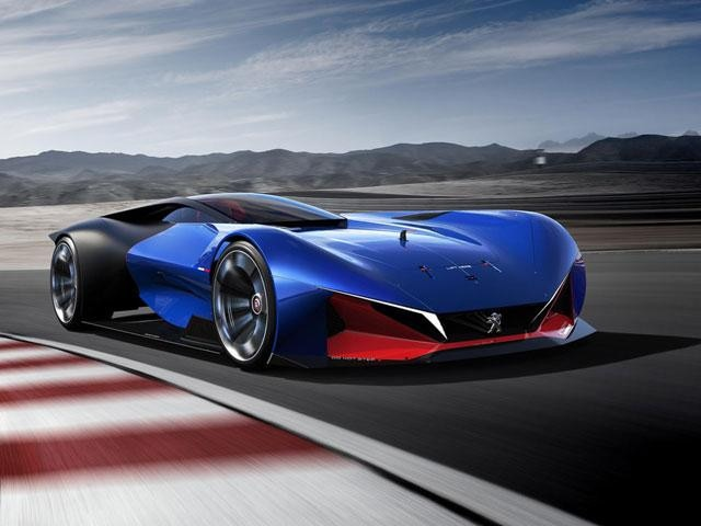 L500 RHybrid Concept Car