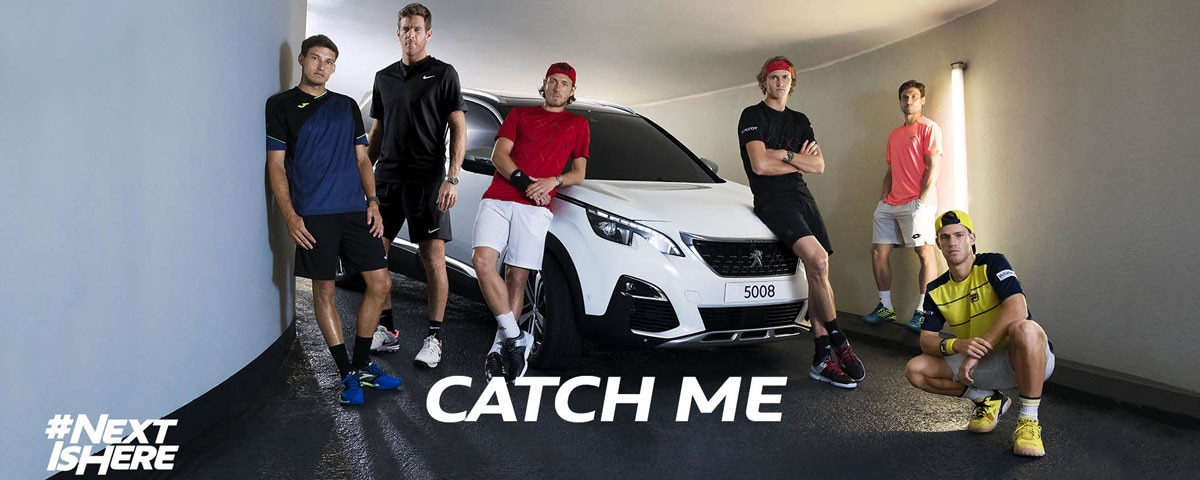 Peugeot Tennis Team Embajadores Next