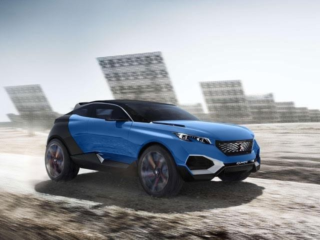 Quartz Concept Car