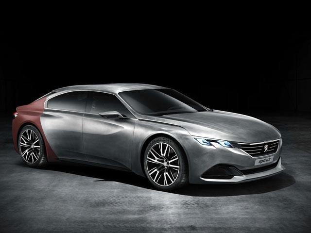 Exalt Concept Car