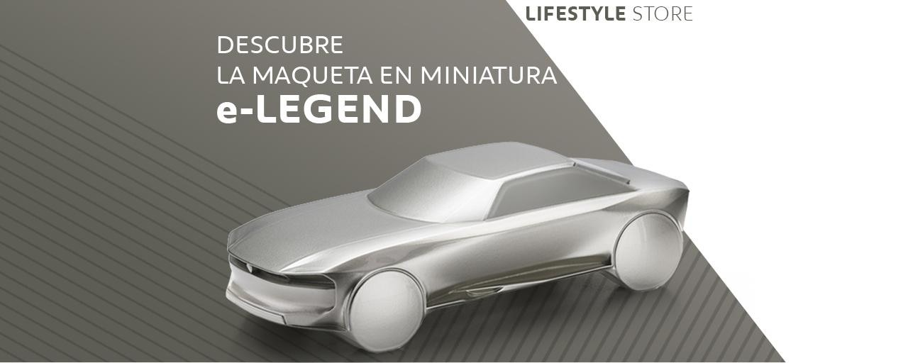 Banner Boutique Lifestyle e-Legend