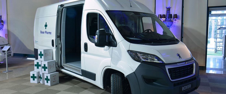 Peugeot lider vehiculos comerciales