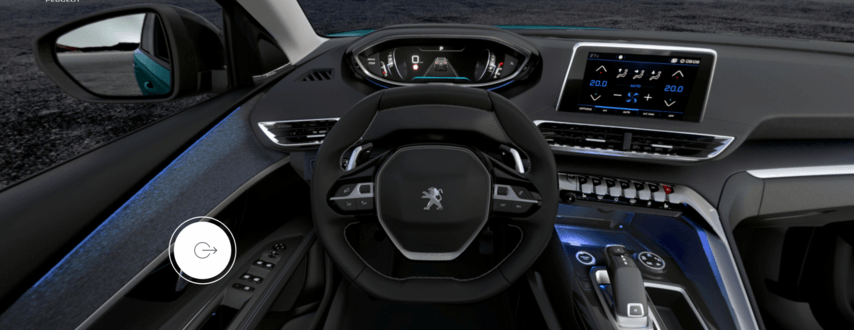 Peugeot Experience