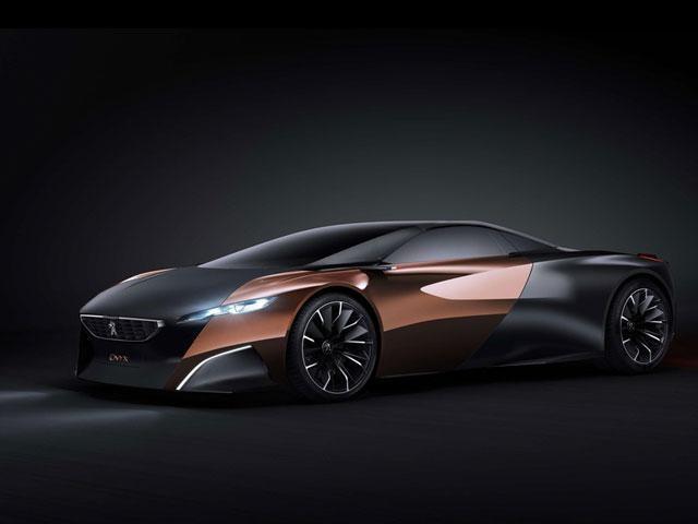 Onyx Concept Car