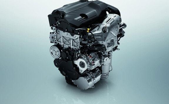 Motor Híbrido Enchufable del Nuevo Peugeot 508 SW Hybrid