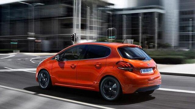 Peugeot 208 exterior
