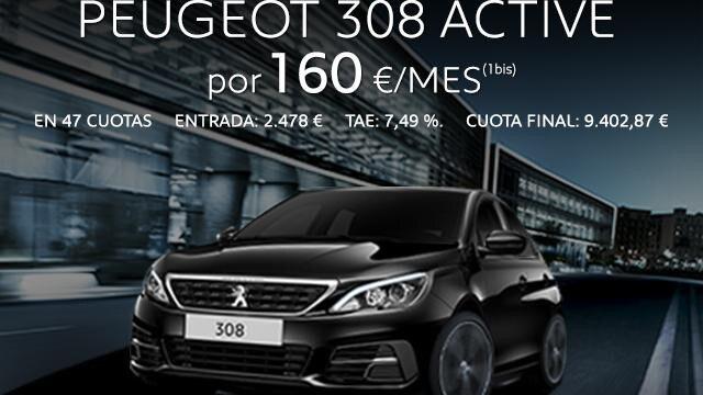 Peugeot 308 - oferta
