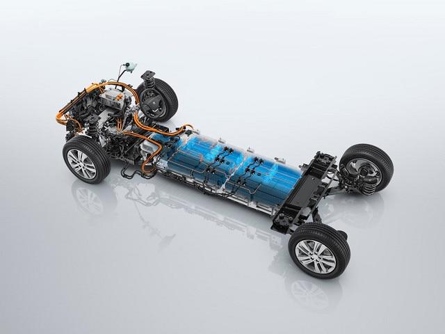 Nuevo PEUGEOT e-Traveller - Potente batería de hasta 330 km de autonomía