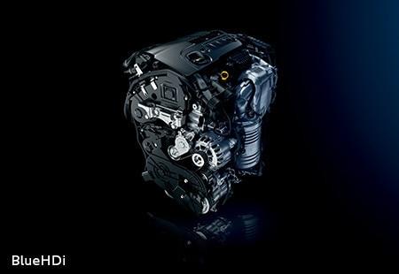 Motor BlueHDi SUV Peugeot 3008
